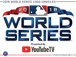 2018 World Series Logo MLB Baseball