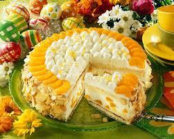 erfrischende zitronen mandarinen torte