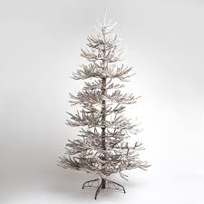 5ft Christmas Tree by Mink Artificial Christmas Tree 7 5ft Notcutts Notcutts