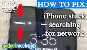 How to stop iphone from searching for network Gad Mechanix
