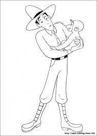 Curious George Coloring Pages To Print 39057