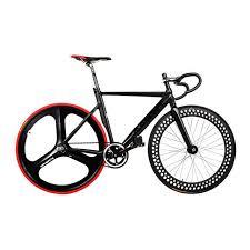 pignon fixe vélo fixie 52 cm bricolage 700c cadre musclé sur