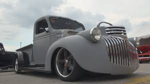 Rims For Hot Rod Trucks | 1946 Chevy Hot Rod/Rat Rod Pickup Truck ...