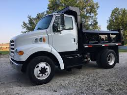 100 Single Axle Dump Trucks For Sale STERLING