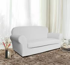 Target Sofa Bed Cover by Decorations Comfort White Loveseat Slipcover U2014 Iahrapd2016 Info