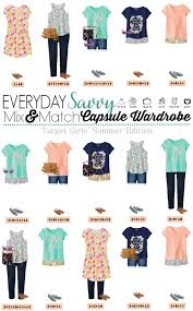 We Have Had Multiple Requests For A New Mix And Match Outfit Board Girls With