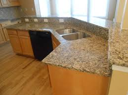 light oak kitchen cabinets with granite countertops cabinet