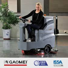 Commercial Floor Scrubbers Machines by Ride On Commercial Cleaning Equipment Floor Scrubber Dryer Machine