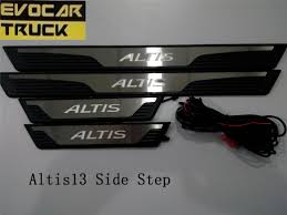 TOYOTA ALTIS LED DOOR SIDE STEP (end 5/30/2017 6:15 PM) Side Step Stair Of Pickup Truck Stock Image Of Black Angle Westin Nerf Bars And Running Boards Specialties Bully Steps Black Best Resource A1 Sidestep Access Ladder Traxion Engineered Products Fab Fours Truck Ideas Pinterest 4x4 Bedstep2 Amp Research Quality Powerstep Nfab On Sale Sears Bedstep2 Retractable Boxside Youtube Amazoncom Bbs1103 Alinum 4pcs Automotive