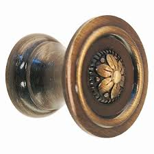 colonial revival cabinet knobs
