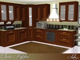 Cool Sims 3 Kitchen Ideas by Lulu265 U0027s Classic Kitchen