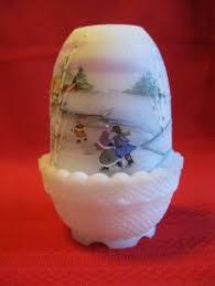 Vintage Fenton Fairy Lamps by Fairy Lamp Sort Of Like Mine Fairy Lights Lamps Pinterest