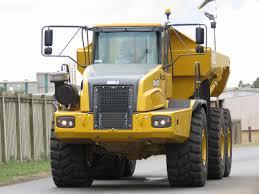 100 Articulating Truck Bell Equipment Factory Tour MV Dirona
