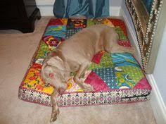 fy Pet Bed with Bolster Sides Christmas in July with Fabric
