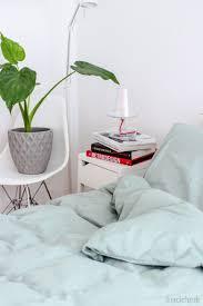 schlafzimmer im skandinavischen stil neu eingerichtet und