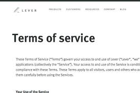 Image Titled Write Terms And Conditions Step 4 Standard Business Template