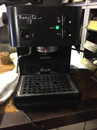 Worth Keeping Starbucks Barista Espresso Machine