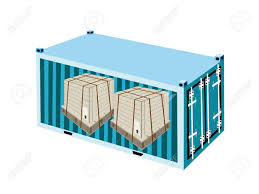 100 Steel Shipping Crates A Group Of Wooden Or Cargo Boxes Wrapped Protection With