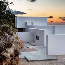 100 House Architectures Greek Houses Dezeen