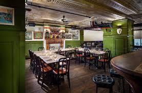 The Breslin Bar Menu by The Breslin Bar U0026 Dining Room