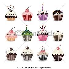 Funny Cupcake Birthday csp