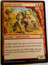 Goblin Commander Deck 2014 by Spartannerd Unboxing And Review U2026magic The Gathering Duel Decks