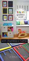 Toddler Art Desk Uk by 231 Best Displaying Children U0027s Artwork At Home Images On Pinterest