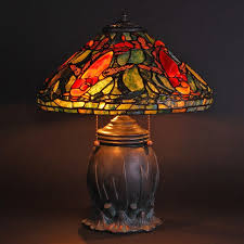 Ashley Furniture Tiffany Lamps by Tiffany Style Table Lamp Shades With Shade Identification Home 13