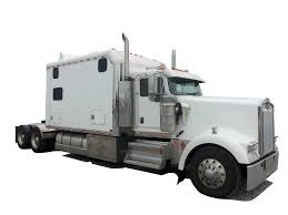 100 Shelby Elliott Trucks 2007 KENWORTH W900L