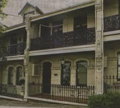 100 Sydney Terrace House Terrace Housing