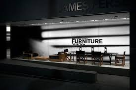 Furniture Store Window Displays
