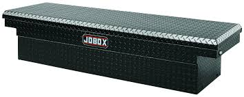 Black Diamond Plate Truck Tool Boxes Crossover Toolboxes Aluminum ...