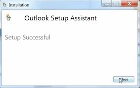 Outlook Setup Assistant Windows Set up email automatically