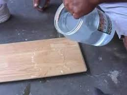 New Laminate Floor Bubbling by The Pros And Cons Of Laminate Flooring Youtube