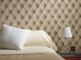 papier peint chambre adulte leroy merlin papier peint aspect tissu tête de lit et photo 5 15