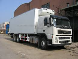 VOLVO Refrigerated Truck Body