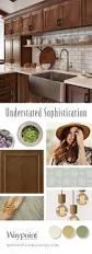 Pinterest Kitchen Soffit Ideas by Best 10 Brown Cabinets Kitchen Ideas On Pinterest Brown Kitchen