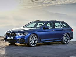 BMW 5 Series Touring 2018 pictures information & specs