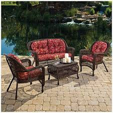 Big Lots Outdoor Bench Cushions by Out Is The New U201cin U201d With Big Lots Outdoor Furniture