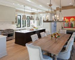 20 ideal lighting ideas above kitchen table choices groovik