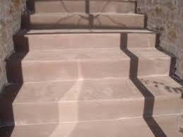 enduit beton cire exterieur exemples de réalisations sols et escaliers en béton ciré à lorient