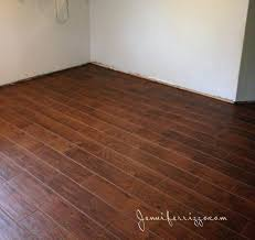 tiles wood look tile in master bathroom wood look tile costco