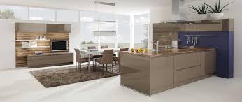 deco cuisine marron cuisine beige et gris inspirations avec deco cuisine marron beige