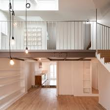 100 Attic Apartment Floor Plans Cairos Architecture Adds Mezzanine To Paris Apartment