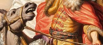 The Ass Of Prophet Balaam