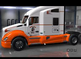Navajo Express Inc. For The Kenworth T680 For ATS - ATS Mod ... Navajo Express Transportation Trucking Video The Worlds Best Photos Of Navajo And Truck Flickr Hive Mind Driver Cited In Semi Rollover Hollister Southern Idaho Local Inc Skin For Kenworth T680 American Truck Simulator Ccj Innovator Builds Exclusive Trailer Fleet T680 Mod Home Facebook Peterbilt 579 With Triaxle Reefer Ex Driving Office Opportunities Orientation On Vimeo Navajo Friction Tin Double Tractor Trailer Truck 1881287515