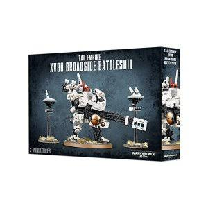 XV88 Broadside Battlesuit Model Kit