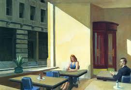 100 Edward Szewczyk Painting 2013 Hopper Sunlight In A Cafeteria