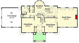 Chateau Floor Plans Plan 9025pd 4 Bed Chateau House Plan