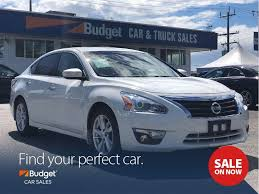 Used 2014 Nissan Altima Navigation, Leather Seating, Bluetooth ...